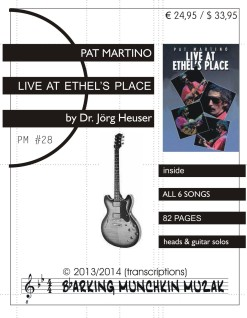 Pat Martino: Live At Ethel's