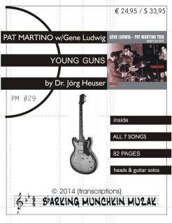 Pat Martino: Young Guns